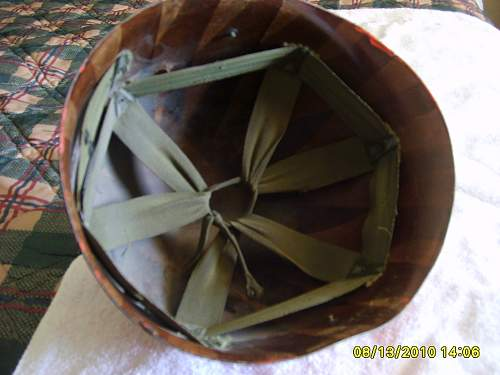 M1 Steel Pot (Front Seam)