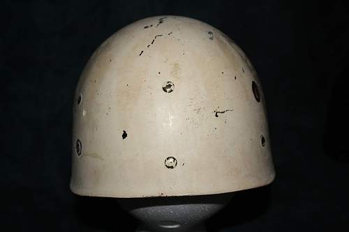 M1 Capac Liner Paint    WWII or not