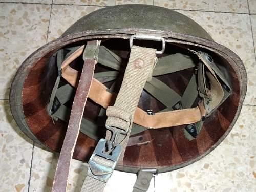 M1 helmet identification