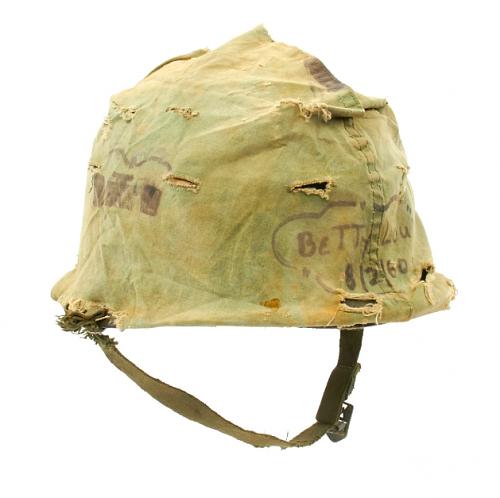 Vietnam Graffiti M1 USMC - L/Cpl William George Dutches