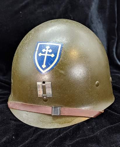 M1 liner - Firestone - 79th Lorraine Division