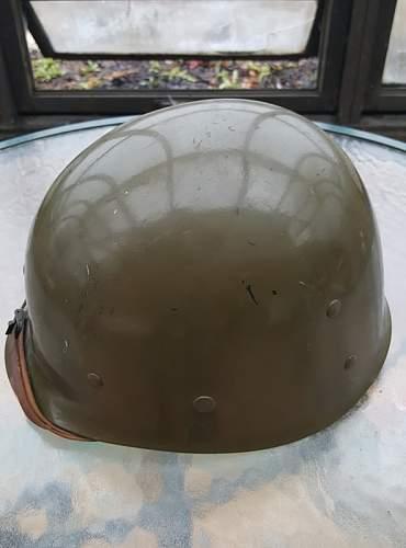 Grandfathers helmet liner