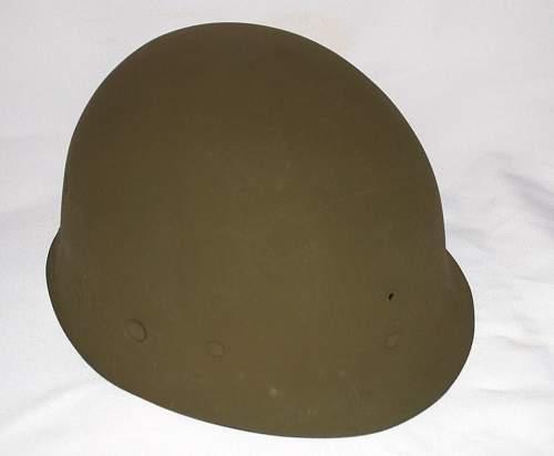 Unissued M1 Helmet & Liner