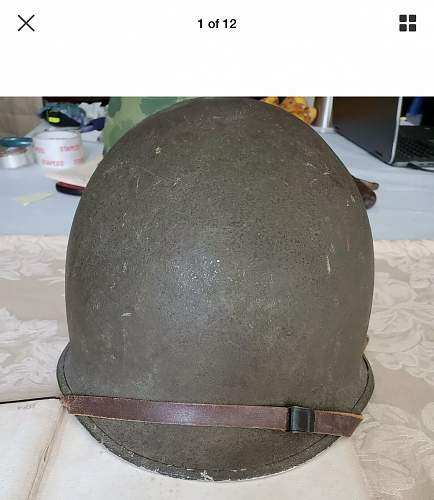 Hi All! - Is this a Solid Example for a WW2 Set? McCord Front Seam / Fixed Bale