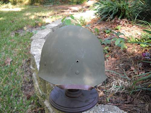 Schlueter produced M1 Helmet