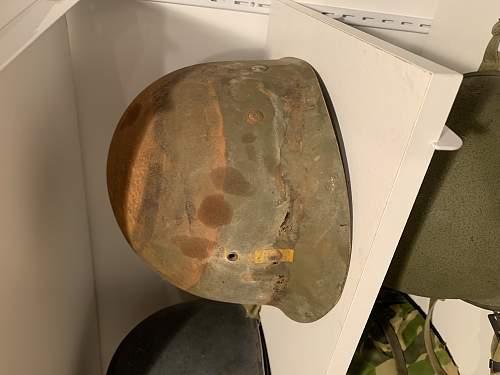 2nd LT. Helmet