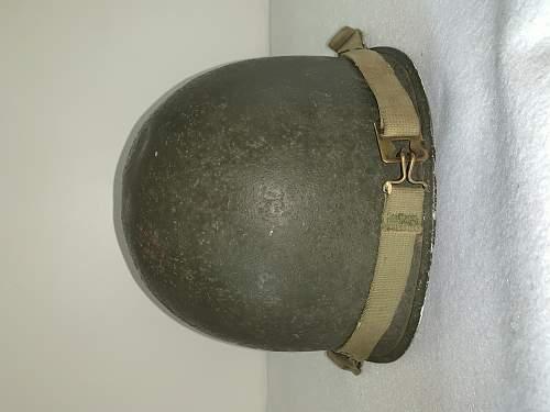 M1 helmet %100 real?