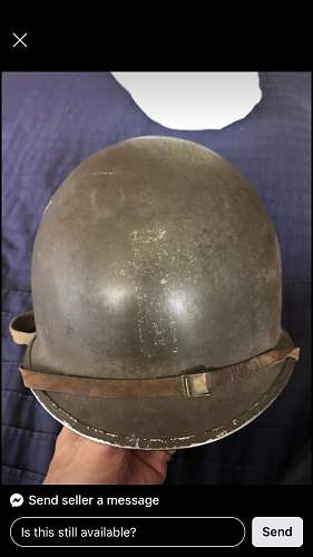 3 seperate M1 Helmets. Ideas and Comments?