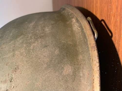 I need help identifying this m1 shell