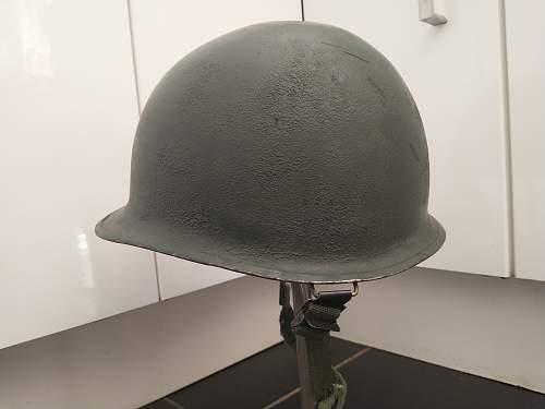 M1 helmet identification help please