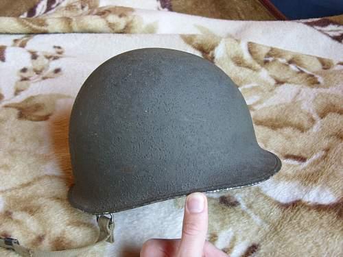 M1 helmet dating