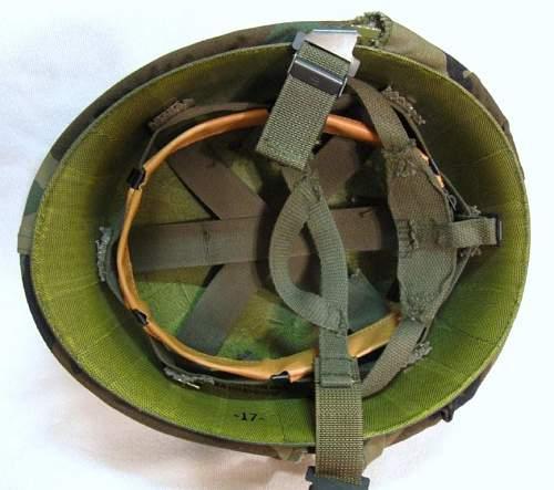 American M1 Helmet