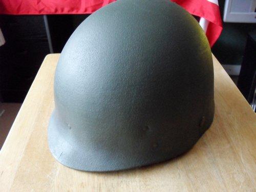 Vietnam era M-1C, my last helmet purchase of 2010