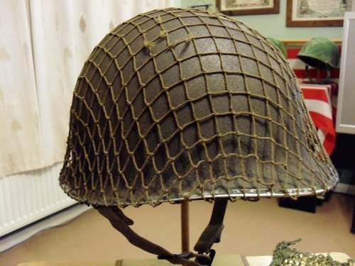 Helmet nets