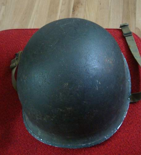 Purchased M1 Fixed Bale Helmet - Any Information Would Be Greatly Appreciated