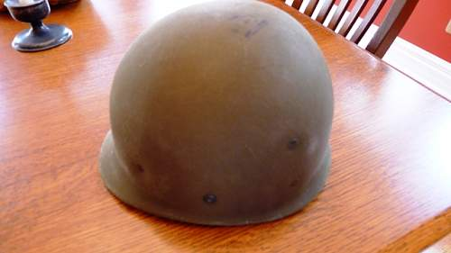 Original Captain helmet.  Looking for info and rough estimate on value?