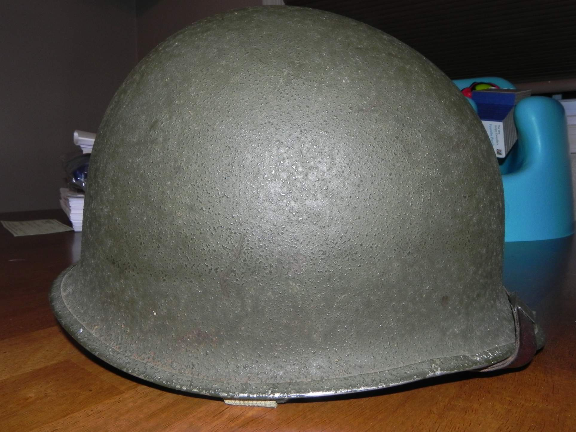 m1 helmet liner dating The m1 helmet has become an icon of the american military, with its design the m1 helmet liner still occupies a symbolic niche in the united states military dating the m1 steel helmet restoring a ww2 usa m1 helmet m1 helmet.