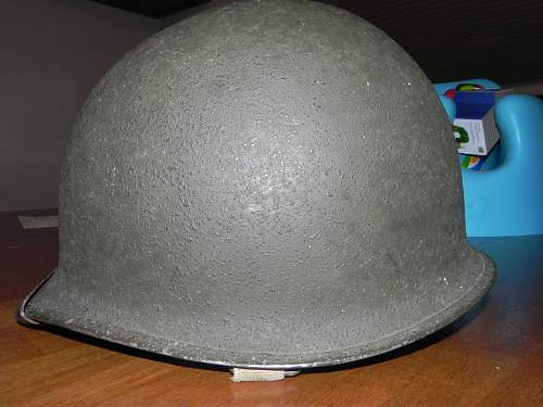 M1 Helmet - McCord Shell with Capac Liner