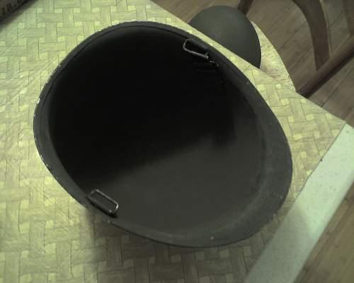 US M-1 helmet identification needed