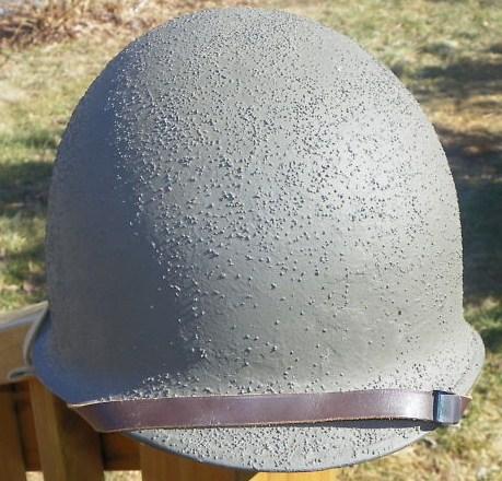 Us m1 helmet - authentic?