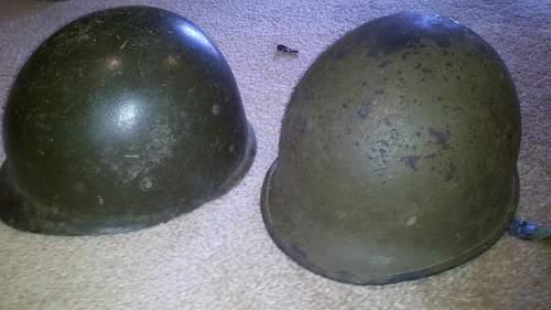 Original WW2 Helmet?