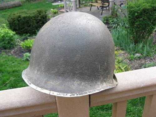 Click image for larger version.  Name:m 1 us helmet 002.jpg Views:81 Size:254.7 KB ID:200133