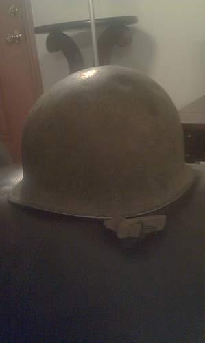 U.S Helmet No Clue What It Is