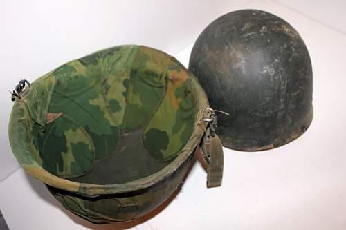 Show off your Vietnam Helmet Graffiti