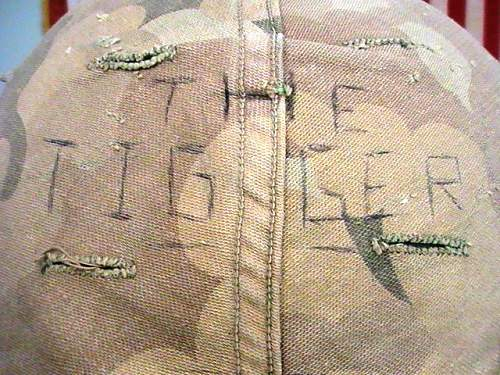 Show off your Vietnam Helmet Graffiti