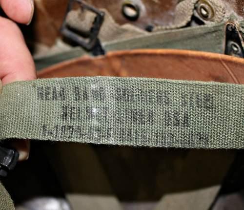 Vietnam Era helmet?
