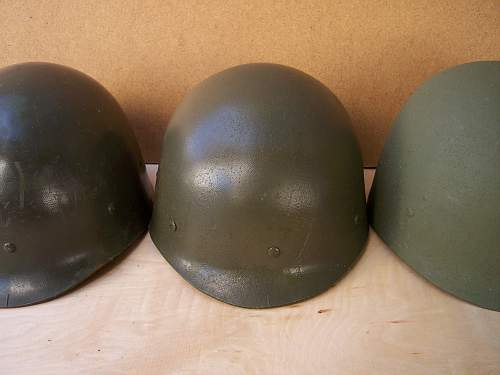 Does anybody know of a good book to help me identify M1 helmet liners?
