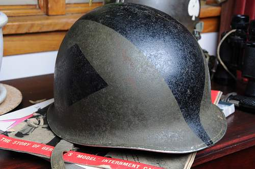 Need Help to Identify a WWII US M1 Paint Scheme