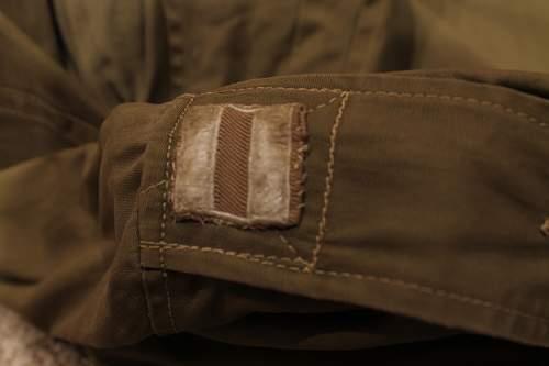Great looking WWII US Officers Helmet
