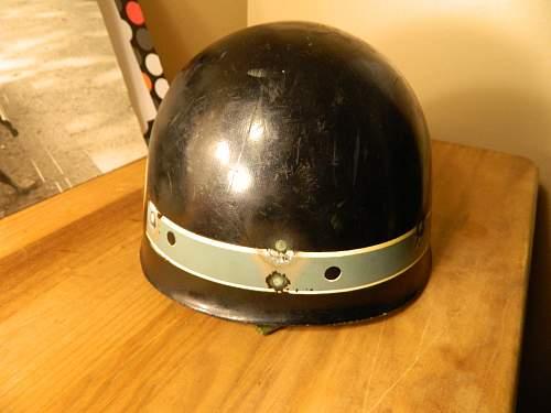 Need help identifying an M1 helmet liner