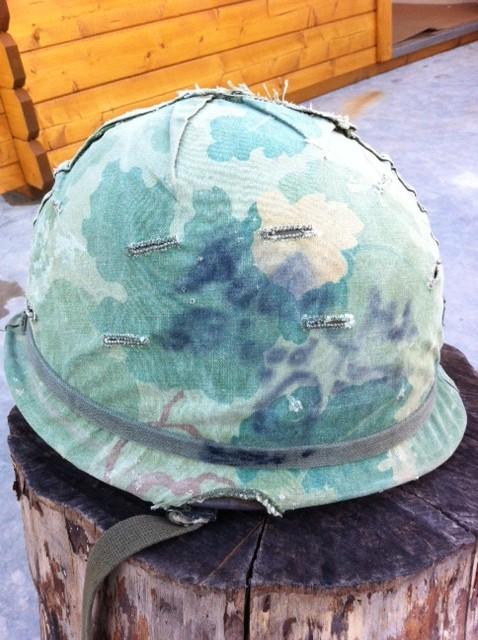 vietnam helmet band