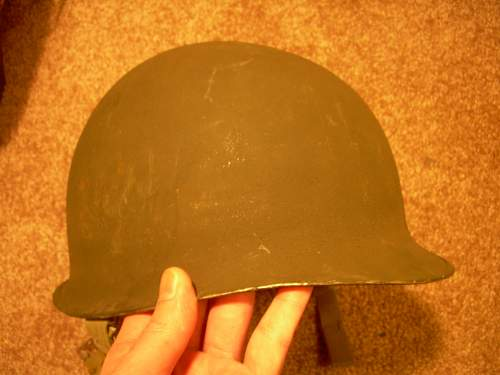 Click image for larger version.  Name:m1 helmets 007.jpg Views:50 Size:195.9 KB ID:264379