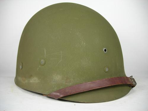 WWII US Netted M1
