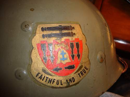 Please help identify these 2 m1 helmets