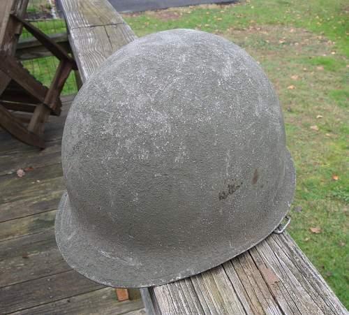 Stange M1 Helmet - Please help with info