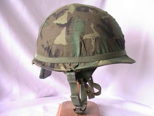 m1 helmet