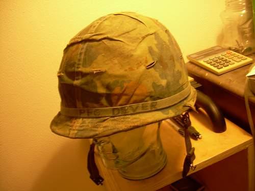 Click image for larger version.  Name:vietnam m1 helmet 002.jpg Views:605 Size:191.3 KB ID:276198