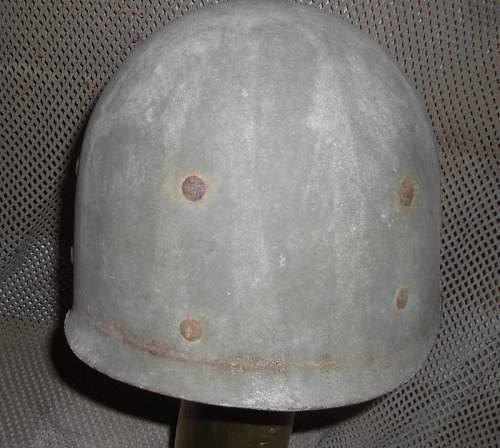 Original ww2 M1 helmet or a good prepared repro? (need help)