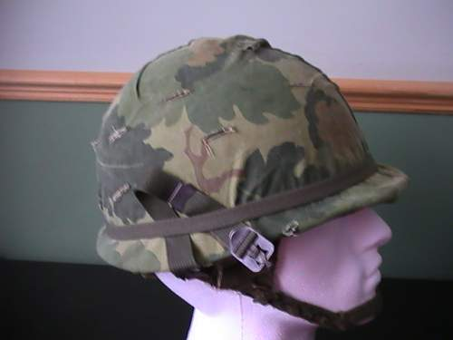 US M1 MP Helmet?