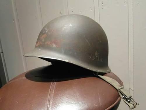 American helmet