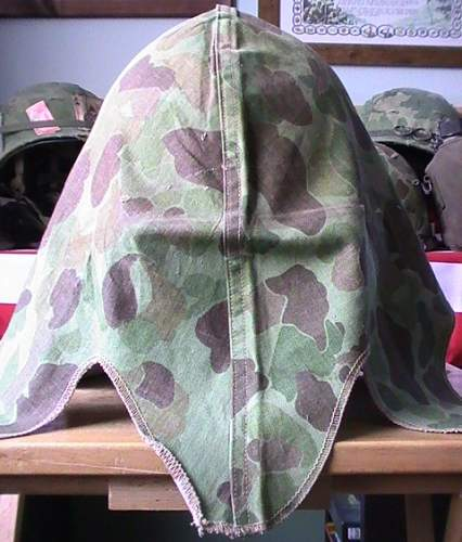 WW2 first pattern USMC cover
