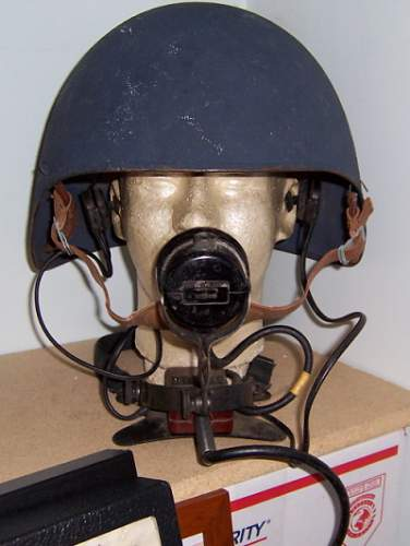 USN Talkers Helmet WW2
