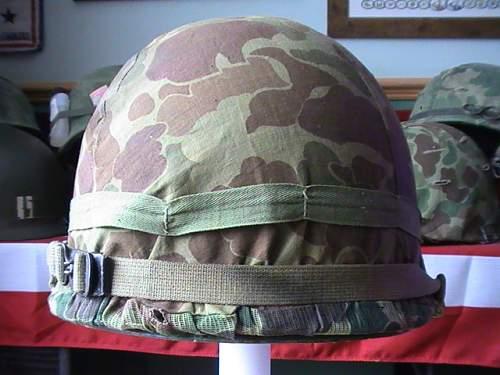 USMC cover with bug net