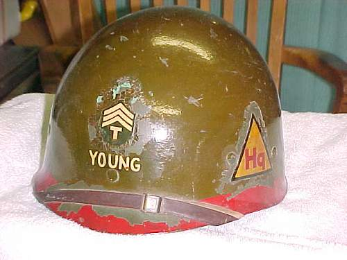 My own Helmet Liner