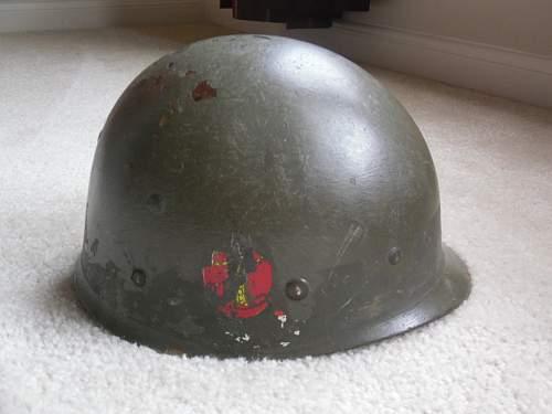 First M1 Helmet