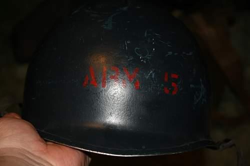 A Navy M1?